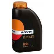 REPSOL TURBO DIESEL THPD 15W40 1L