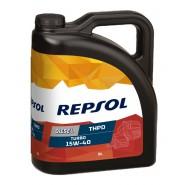 REPSOL TURBO DIESEL THPD 15W40 5L