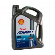 Shell Advance Ultra 4T 15W-50 4L