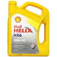 Shell HELIX HX6 10W-40 5L EURO
