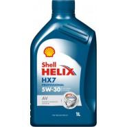 Alyva SHELL Helix HX7 Professional AV 5W30 1L