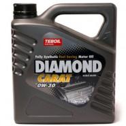 TEBOIL DIAMOND CARAT 0W30 4L