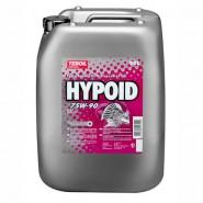TEBOIL HYPOID 75W90 20L