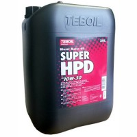 TEBOIL SUPER HPD 10W30 20L