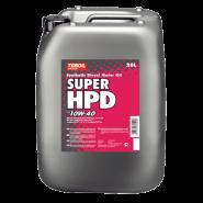 TEBOIL SUPER HPD ECV SAE 10W40 20L