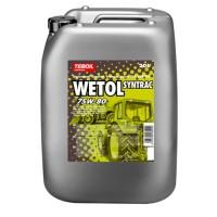 TEBOIL Wetol SHV 75W80 20L