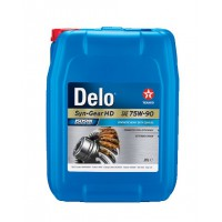 Delo Syn-Gear HD 75W-90 20L