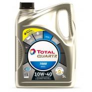 Alyva TOTAL Quartz 7000 Diesel 10W40 5L