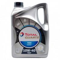 Alyva TOTAL Quartz 7000 Energy 10W40 5L