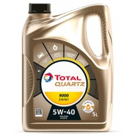 Alyva TOTAL Quartz 9000 Energy 5W40 5L