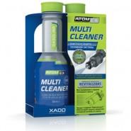 ATOMEX Multi Cleaner Gasoline and LPG. Benzininio variklio ir LPG sistemos valiklis 250ml