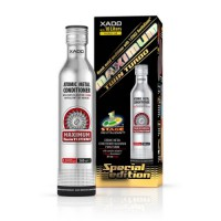 Atominis metalo kondicionierius XADO 1 Stage Maximum Twin Turbo (dėžutė, flakonas 360ml)