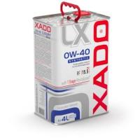 XADO Atomic 0W-40 LUXURY variklinė alyva 4L
