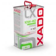 XADO Atomic 10W-40 LUXURY variklinė alyva 4L
