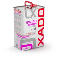 XADO Atomic 5W-40 LUXURY Drive variklinė alyva 4L