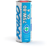 XADO Atomic OIL transmisijos alyva 75W-80 GL-4 1L