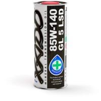 XADO Atomic OIL transmisijos alyva 85W-140 GL 5LSD 1L