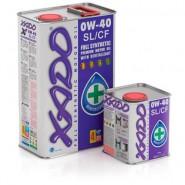 XADO Atomic OIL variklinė alyva 0W-40 SL/CF 4L