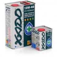 XADO Atomic OIL variklinė alyva 10W-40 CI-4 Diesel 4L