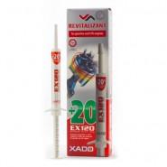 XADO Revitalizant EX120 benzininiam varikliui (specialusis švirkštas 8ml, dėžutė)