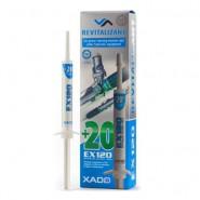 XADO Revitalizant EX120 vairo stiprintuvui (specialusis švirkštas 8ml, dėžutė)