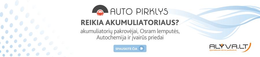 Akumuliatorius-Auto-Pirklys